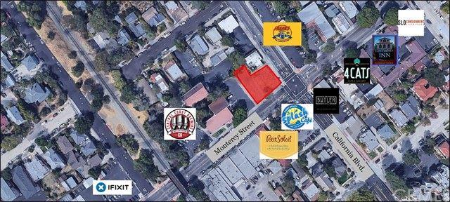 Photo of 1480 Monterey Street, San Luis Obispo, CA 93401 (MLS # SP19211005)