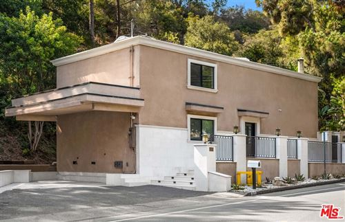 Photo of 2075 Benedict Canyon Drive, Beverly Hills, CA 90210 (MLS # 21762006)