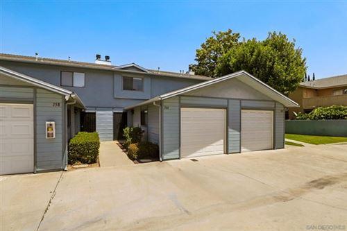 Photo of 760 E Chase Ave, El Cajon, CA 92020 (MLS # 210013007)