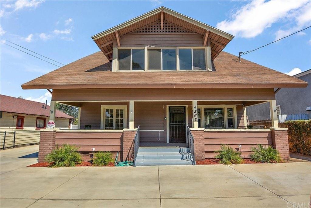 4367 Jurupa Avenue, Riverside, CA 92506 - MLS#: IV21205007