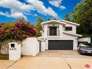 Photo of 4424 PETIT Avenue, Encino, CA 91436 (MLS # 19525008)