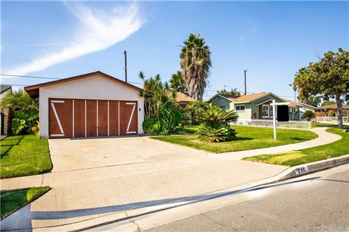 Photo of 711 S Dover Street, Anaheim, CA 92805 (MLS # DW21208008)
