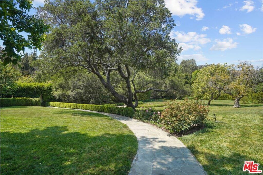 Photo of 14100 Rustic Lane, Pacific Palisades, CA 90272 (MLS # 21756008)