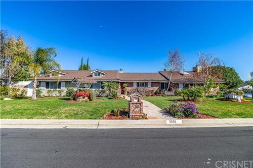 Photo of 9600 Claire Avenue, Northridge, CA 91324 (MLS # SR21038009)