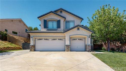 Photo of 21627 Rose Canyon Lane, Saugus, CA 91390 (MLS # SR21093009)
