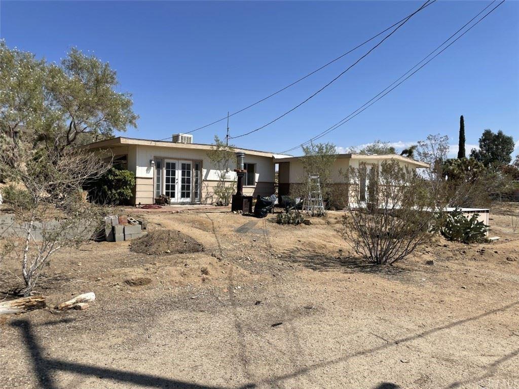 6061 Linda Lee Drive, Yucca Valley, CA 92284 - MLS#: JT21110009