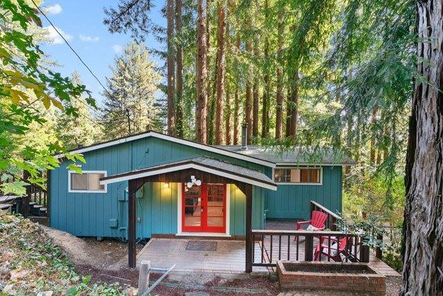 13451 Upland Drive, Boulder Creek, CA 95006 - #: ML81803009