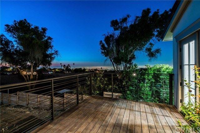 26325 Silver Spur Access Road, Rancho Palos Verdes, CA 90275 - MLS#: SB20184009