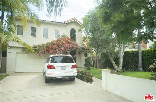 Photo of 668 VIA DE LA PAZ, Pacific Palisades, CA 90272 (MLS # 20657010)