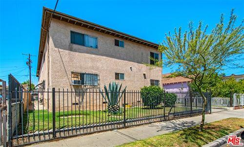Photo of 1589 E 47Th Street, Los Angeles, CA 90011 (MLS # 21768010)