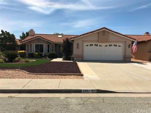 Photo of 2551 Beech Tree Street, Hemet, CA 92545 (MLS # SW20129010)