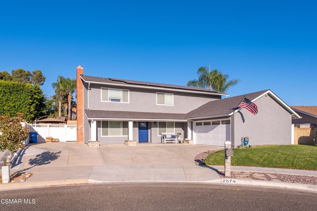 2574 Gayle Place, Simi Valley, CA 93065 - MLS#: 221005010