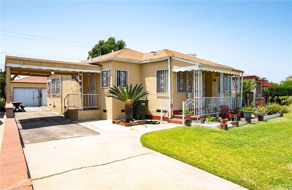 4915 San Gabriel Place, Pico Rivera, CA 90660 - MLS#: DW21147010