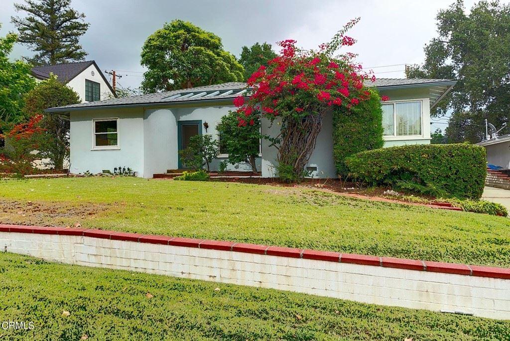 Photo of 4626 Viro Road, La Canada Flintridge, CA 91011 (MLS # P1-7010)