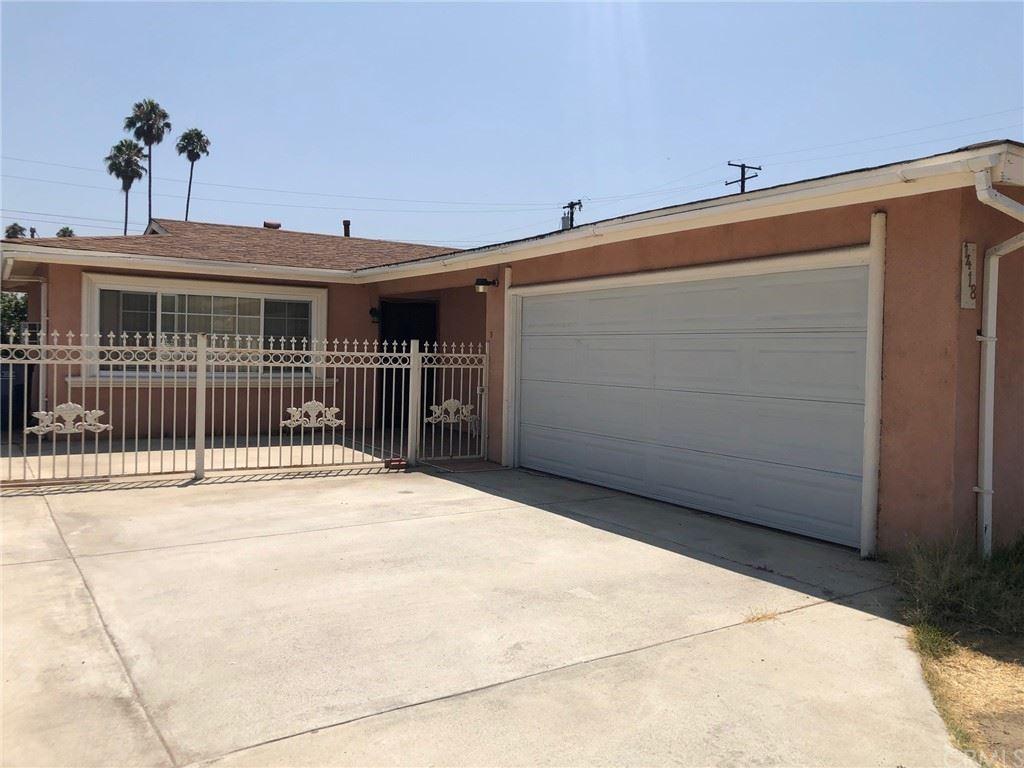 1418 Angelcrest Drive, Hacienda Heights, CA 91745 - MLS#: WS21167010