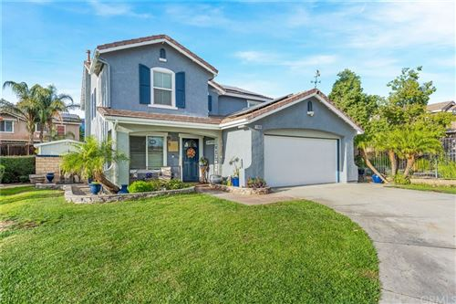 Photo of 11800 Yorktown Court, Rancho Cucamonga, CA 91730 (MLS # CV21198011)