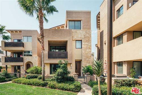 Photo of 5836 Sparrow Court, Playa Vista, CA 90094 (MLS # 20611012)