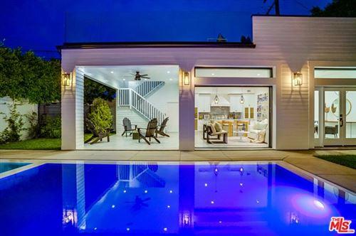 Photo of 1524 N SIERRA BONITA Avenue, Los Angeles, CA 90046 (MLS # 20615012)