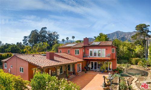 Photo of 564 Santa Angela Lane, Santa Barbara, CA 93108 (MLS # 21755012)