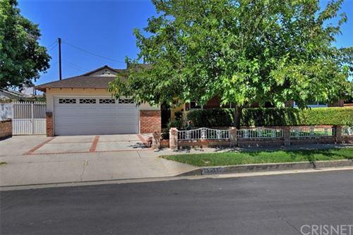 Photo of 15911 Blackhawk Street, Granada Hills, CA 91344 (MLS # SR20153012)