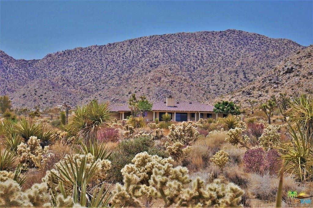 61626 Prescott Trail, Joshua Tree, CA 92252 - MLS#: 21733012