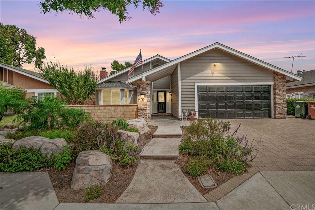 5968 Kingsbriar Drive, Yorba Linda, CA 92886 - MLS#: RS21165012
