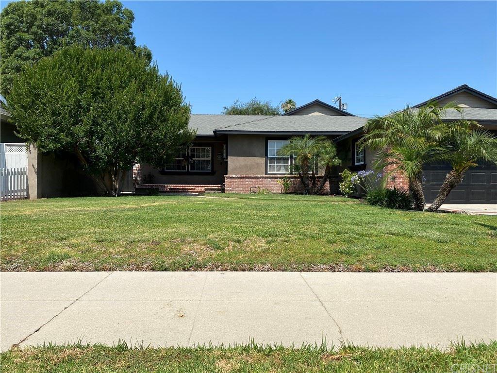 Photo of 10033 Montgomery Avenue, Granada Hills, CA 91343 (MLS # SR21128012)