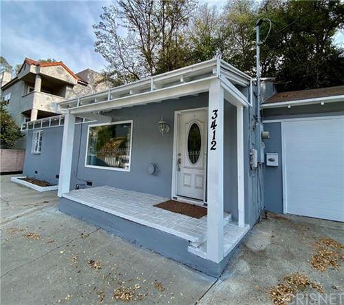 Photo of 3412 Barham Boulevard, Los Angeles, CA 90068 (MLS # SR20246013)