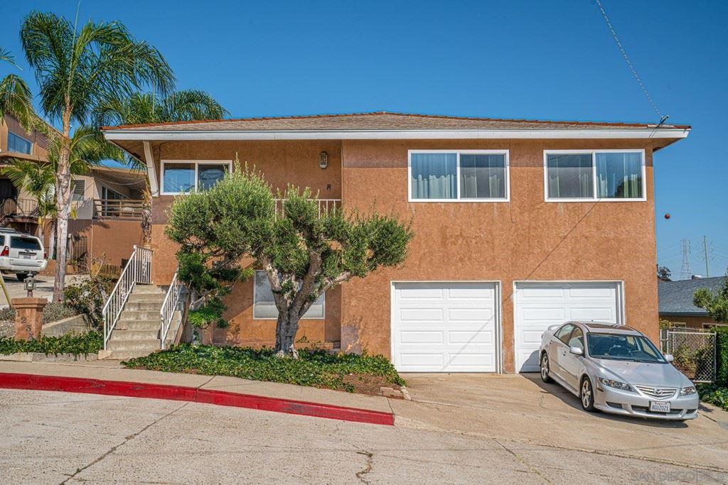 1233 Hueneme Street, San Diego, CA 92110 - MLS#: 210027013