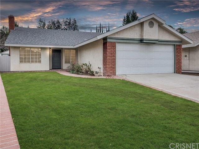 27450 Raindance Place, Santa Clarita, CA 91350 - #: SR21001013