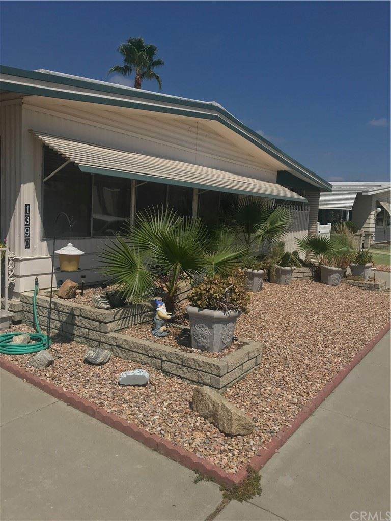 1390 San Marcos Drive, Hemet, CA 92543 - MLS#: SW21217013