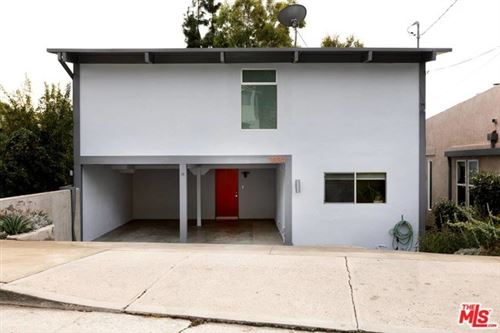 Photo of 3930 DE LONGPRE Avenue, Los Angeles, CA 90027 (MLS # 19527014)