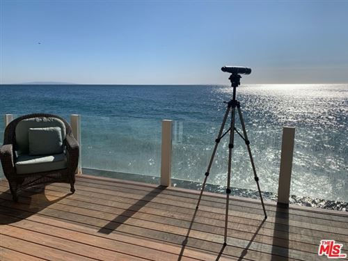 Photo of 20456 Pacific Coast Highway, Malibu, CA 90265 (MLS # 21681014)