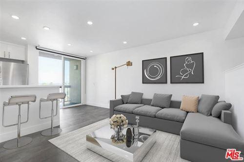 Photo of 7320 Hawthorn Avenue #415, Los Angeles, CA 90046 (MLS # 21700014)