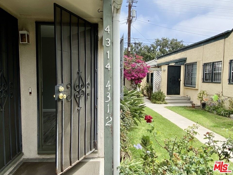 Photo of 4310 Overland Avenue, Culver City, CA 90230 (MLS # 21766014)