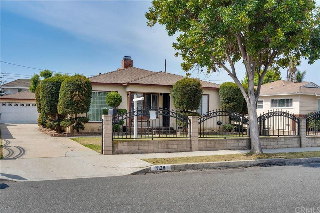 1126 W 158 TH Street, Gardena, CA 90247 - MLS#: CV21129014