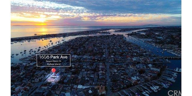 1608 Park Avenue, Newport Coast, CA 92662 - MLS#: LG20254014
