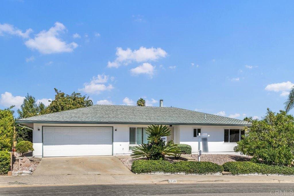 1720 La Flora Drive, San Marcos, CA 92078 - MLS#: NDP2111014