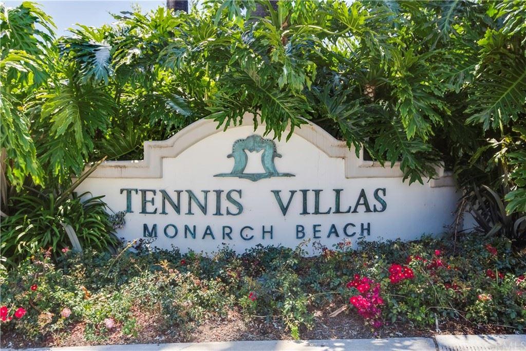 Photo for 106 Tennis Villas Drive, Dana Point, CA 92629 (MLS # OC21126014)