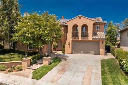 Photo of 26067 Shadow Rock Lane, Valencia, CA 91381 (MLS # SR21124015)