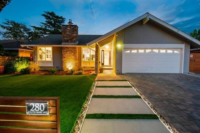 280 Mary Avenue, Sunnyvale, CA 94086 - #: ML81847015