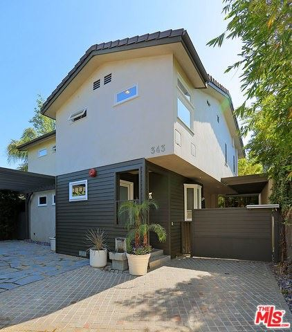 Photo of 343 Huntley Drive, West Hollywood, CA 90048 (MLS # 20554016)