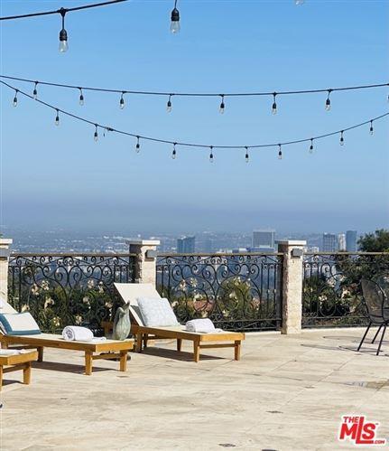 Photo of 1236 Stradella Road, Los Angeles, CA 90077 (MLS # 21764016)