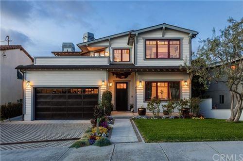 Photo of 609 Ruby Street, Redondo Beach, CA 90277 (MLS # SB21053016)