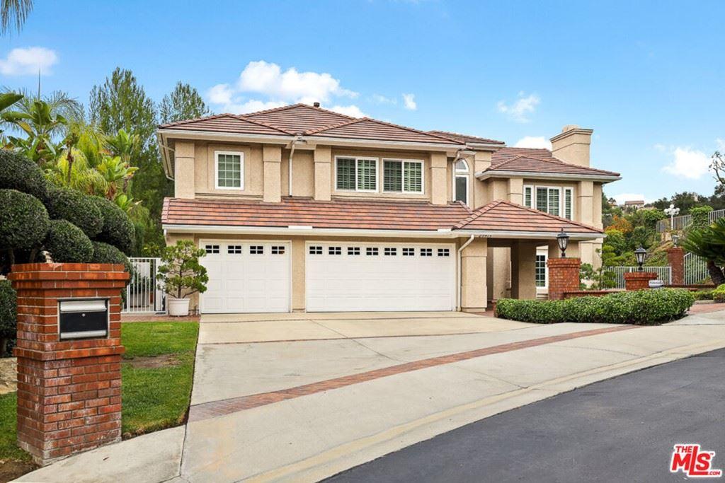 20415 Rance Drive, Walnut, CA 91789 - MLS#: 21793016