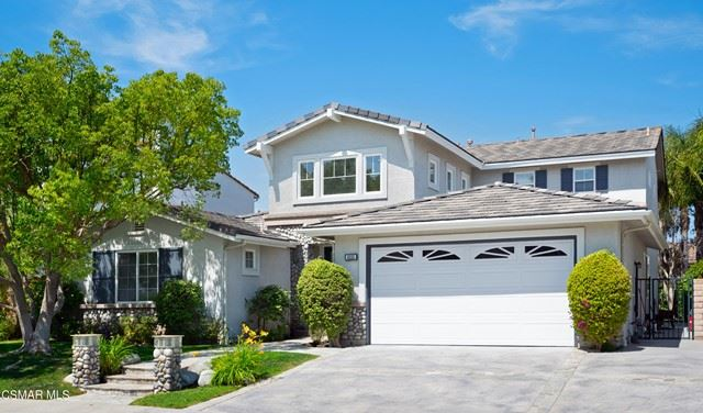 Photo of 4555 Bristlecone Circle, Moorpark, CA 93021 (MLS # 221003016)