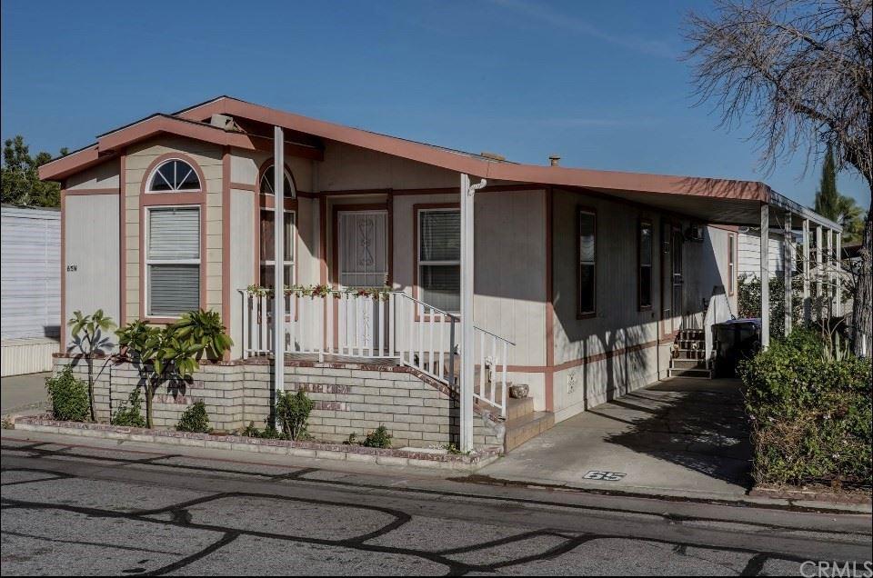 17225 Valley Boulevard #65, Fontana, CA 92335 - MLS#: EV21014016