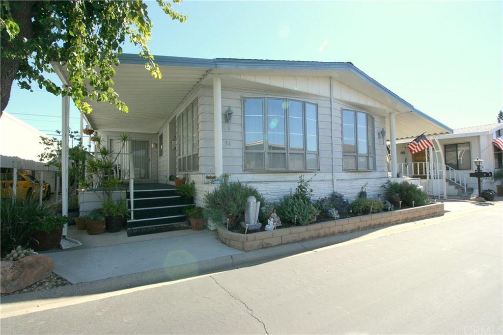 24701 Raymond Way #34, Lake Forest, CA 92630 - MLS#: OC21227016