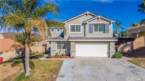 Photo of 27828 Maywood Bend Drive, Menifee, CA 92585 (MLS # PW21003017)