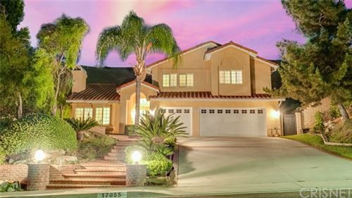 Photo of 17855 Tuscan Drive, Granada Hills, CA 91344 (MLS # SR21127017)